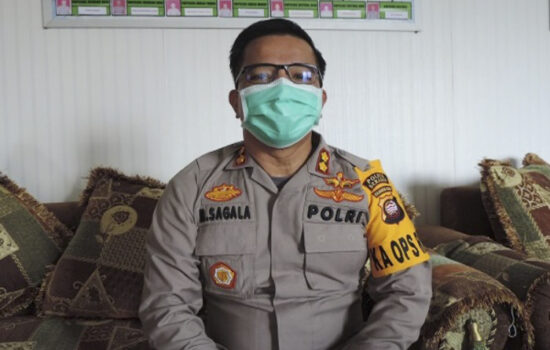Hasil Swab, 3 Personel Polres Sekadau Dinyatakan Negatif