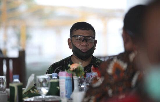 Danrem 121/Abw Brigjen TNI Ronny S.A.P Dukung Kebijakan New Normal