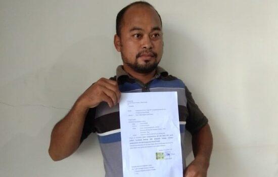 Aleksander Mundur dari Ketua DPC Perindo Sekadau