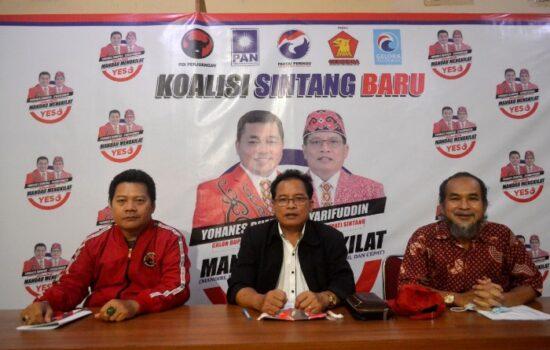 Namanya Dikaitkan Dengan Musibah Kendaraan Dinas Ketua DPRD, Syarifuddin Lakukan Klarifikasi
