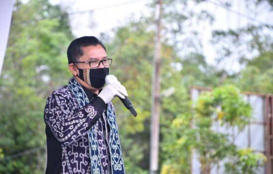 Peringati HKN, Anum Ajak Masyarakat Patuhi 3 M