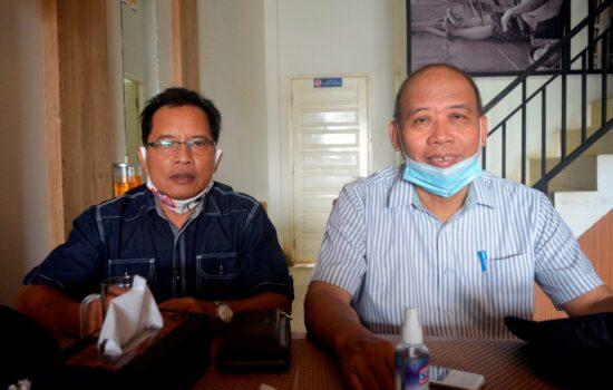 Cawabup Syarifuddin Ucapkan Terima kasih
