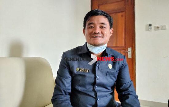 Kuet Sung Usul Pembentukan UPTD Administrasi Kependudukan di Kecamatan
