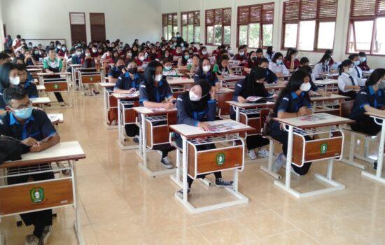 Hampir Sebulan, Institut Teknologi Keling Kumang Promosi Tatap Muka Di Lima Kabupaten