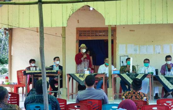 Pemkab Dukung Pembangunan Rumah Ibadah
